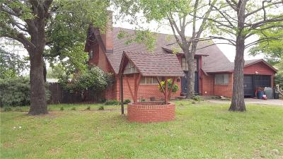 Euless Single Family Home Active Option Contract: 1601 Toplea Drive