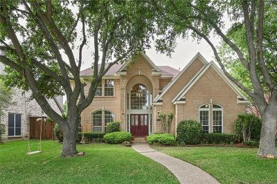 Coppell Single Family Home For Sale: 218 Walnut Grove Lane