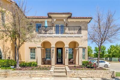 Colleyville Townhouse For Sale: 42 Veranda Lane