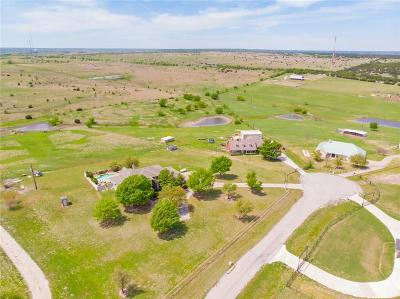 Weatherford Single Family Home For Sale: 159 Chisholm Hills Road