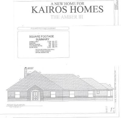 Weatherford Single Family Home Active Contingent: Lot 5 Old Authon Rd