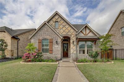 Arlington Single Family Home Active Option Contract: 4224 Whispering Willow Way