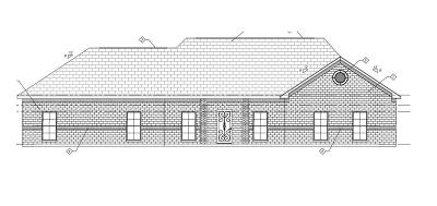 Weatherford Single Family Home Active Contingent: Lot 3 Old Authon Rd
