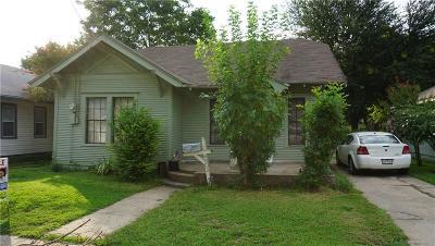 Dallas County Single Family Home For Sale: 4802 Belmontt Avenue