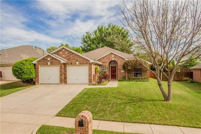 Denton Single Family Home For Sale: 3712 Villanova Drive