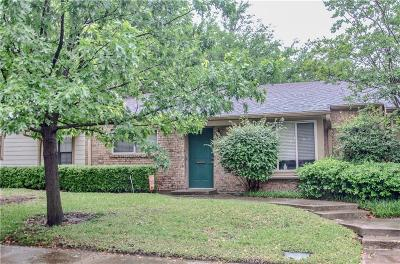 Dallas County Townhouse For Sale: 13739 Brookgreen Circle