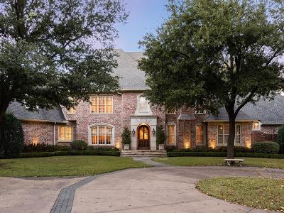 Dallas Single Family Home For Sale: 4827 Kelsey