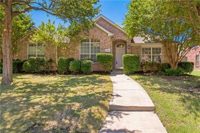 Frisco Single Family Home For Sale: 7851 Palisades Drive