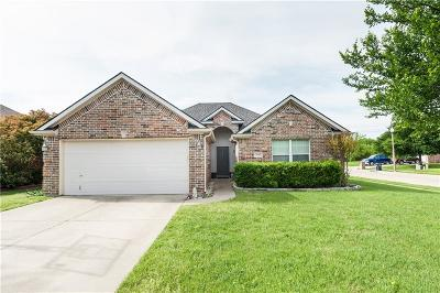 Denton TX Single Family Home For Sale: $223,000