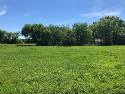 Forney Residential Lots & Land Active Option Contract: 0000 McGraw Street