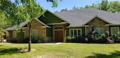 Yantis TX Single Family Home For Sale: $499,000