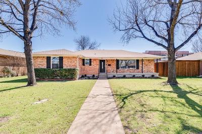 Dallas County Single Family Home For Sale: 2824 Sharpview Lane