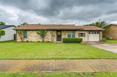 Crowley Single Family Home For Sale: 316 Wallace Drive