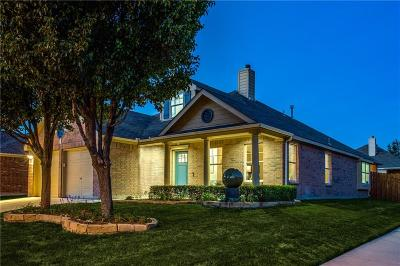 Dallas County, Denton County, Collin County, Cooke County, Grayson County, Jack County, Johnson County, Palo Pinto County, Parker County, Tarrant County, Wise County Single Family Home For Sale: 4800 Carrotwood Drive