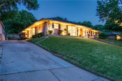 Arlington Single Family Home For Sale: 1025 Loch Lomond Drive