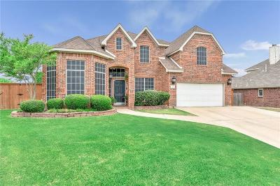 Tarrant County Single Family Home For Sale: 3 Meera Court