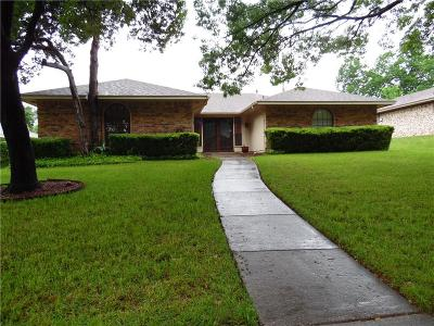 Duncanville Single Family Home Active Option Contract: 327 Robin Hill Lane