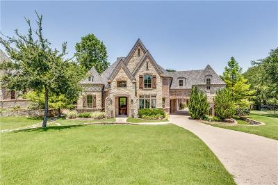 Aledo Single Family Home For Sale: 112 Turnberry Court