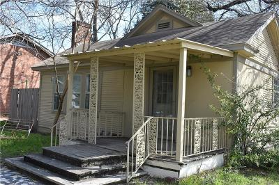 Garland Single Family Home For Sale: 216 S 11th Street