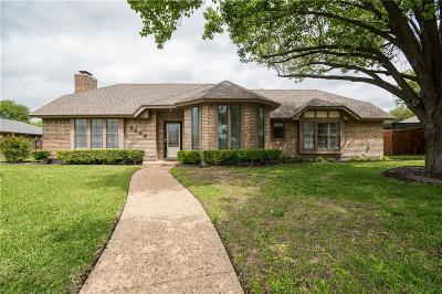 Plano Single Family Home For Sale: 3209 Kingsbridge Drive