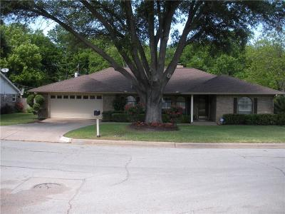Fort Worth Single Family Home For Sale: 5713 Rayburn Drive
