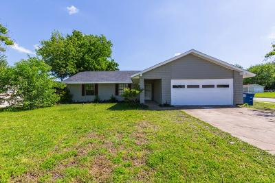 Wylie Single Family Home For Sale: 300 E Stone Road