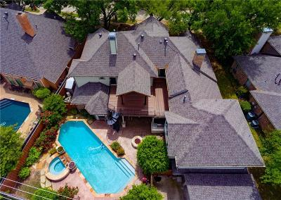 Denton County Single Family Home For Sale: 2830 Miramar Drive