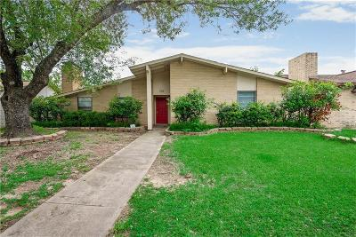 Grand Prairie Single Family Home For Sale: 737 Teal Drive