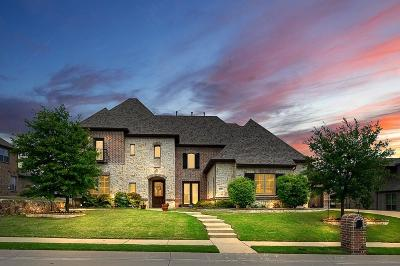 Rockwall Single Family Home Active Contingent: 2220 Barlass Drive