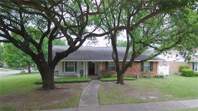 Dallas Single Family Home For Sale: 9521 Overwood Road