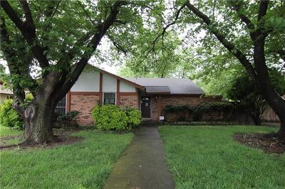 Garland Single Family Home For Sale: 1502 Whiteoak Drive