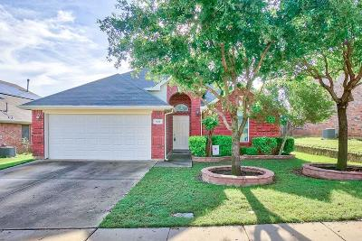 Euless Single Family Home For Sale: 409 Renee Drive