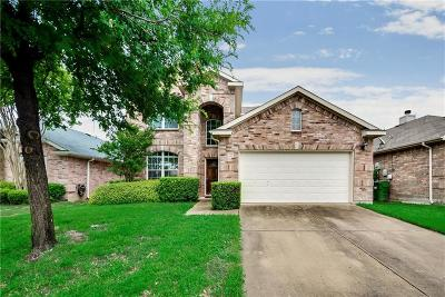 Forney Single Family Home For Sale: 1007 Comfort Drive