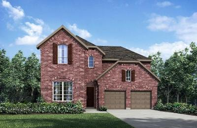 McKinney TX Single Family Home For Sale: $499,990