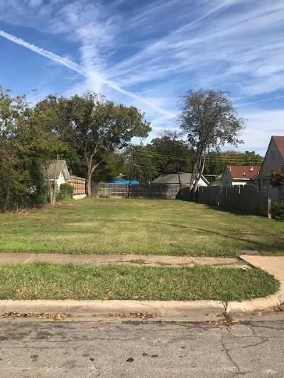 Dallas County Residential Lots & Land For Sale: 2410 Madera Street