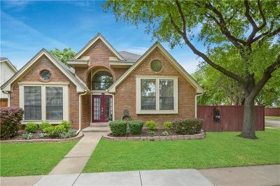 Irving Single Family Home Active Contingent: 401 Sheridan Trail
