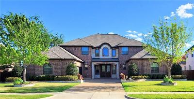 Allen Single Family Home For Sale: 1005 Brockhurst Lane