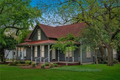 Plano Single Family Home For Sale: 906 17th Street