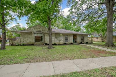 Denton Single Family Home For Sale: 3300 Old Orchard Lane