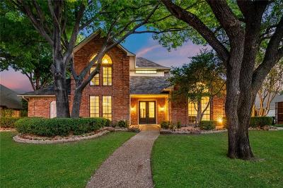 Plano Single Family Home For Sale: 3832 Wyeth Drive
