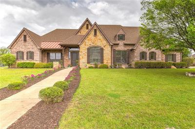 Aledo Single Family Home For Sale: 213 Augusta Court
