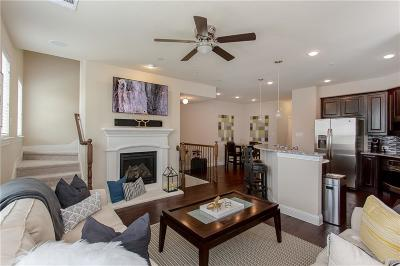 Plano Townhouse For Sale: 5710 Kate Avenue