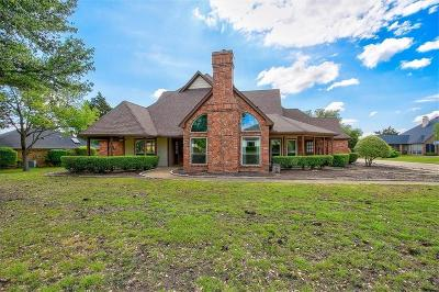 Wylie Single Family Home Active Contingent: 800 Riva Ridge