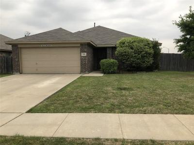 Saginaw Single Family Home For Sale: 249 Spring Hollow Drive
