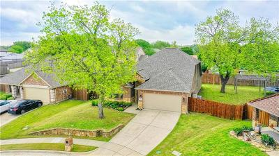 Rowlett Single Family Home For Sale: 7614 Lindsey Drive