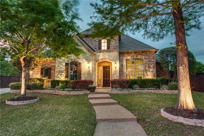 Frisco TX Single Family Home For Sale: $774,900
