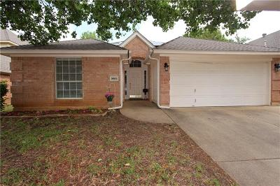 Fort Worth Single Family Home For Sale: 9005 Tyne Trail