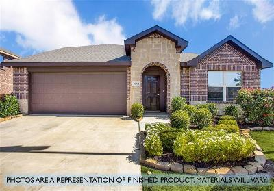 Fort Worth Single Family Home For Sale: 12321 Treeline Drive