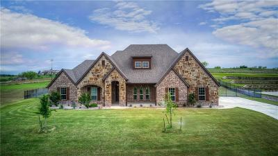 Parker County Single Family Home For Sale: 212 Bearclaw Circle