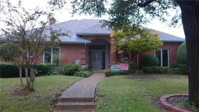 Plano Single Family Home For Sale: 5205 Brougham Lane